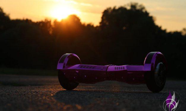Hoverboard – Ein Trend aus der Zukunft
