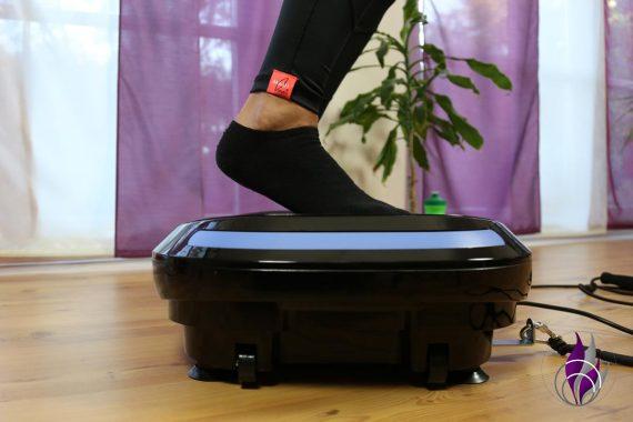 Vibrationsplatte MV300 4D Wave Home Workout Wadenheben