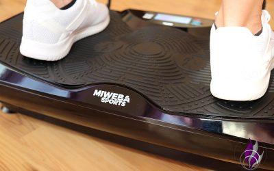 Sponsored Post Vibrationsplatte – das Allwetter-Trainingsgerät für Ausdauer, Fitness und Kraft