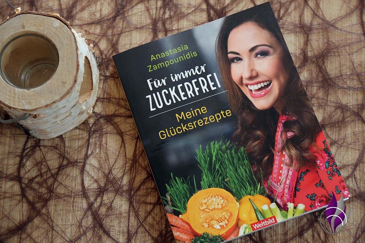 fun4family zuckerfrei Glücksrezepte Anastasia Zampounidis