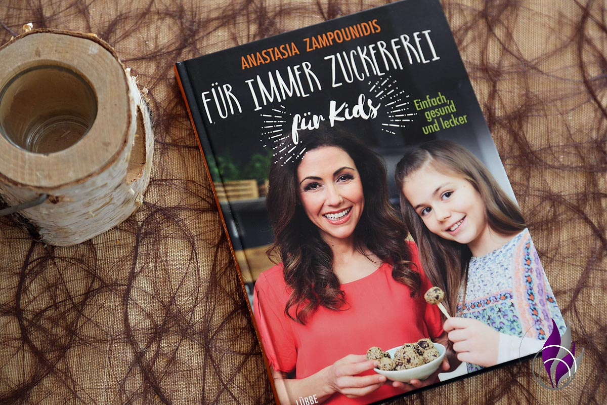 fun4family zuckerfrei für Kids Anastasia Zampounidis