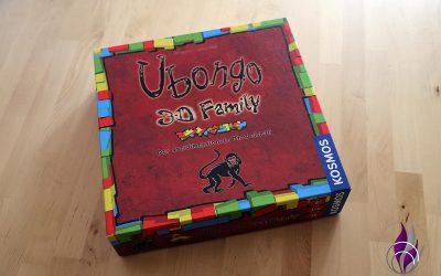 Ubongo 3D Family – Denkspiel für spannenden Familien-Spieleabend