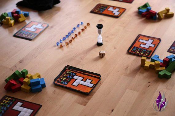 fun4family Denkspiel Ubongo 3D Family spielen