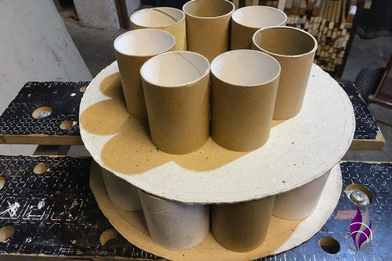 fun4family DIY Tortenprojekt zweite Etage