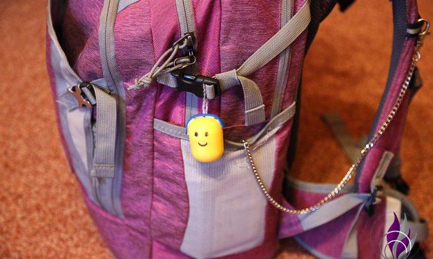 DIY Aufbewahrungsbox für Handy-Headset: Emoji Anhänger mit Kopfhörer