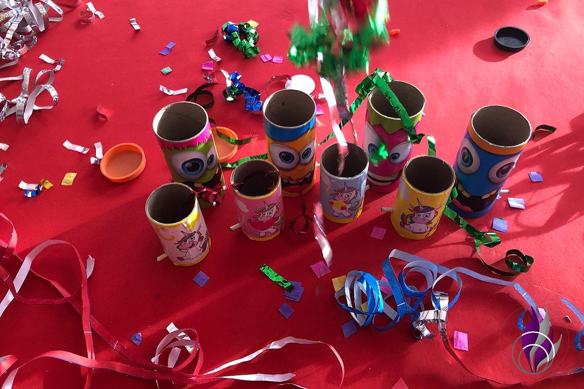 fun4family Silvester 2020 Tischfeuerwerk