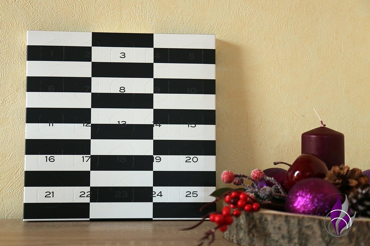 Waterdrop Adventskalender Design Chess Atelier Karasinski