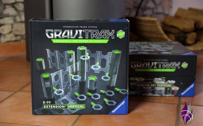 Sponsored Post GraviTrax PRO Extension Vertical – noch mehr vertikales Bauerlebnis