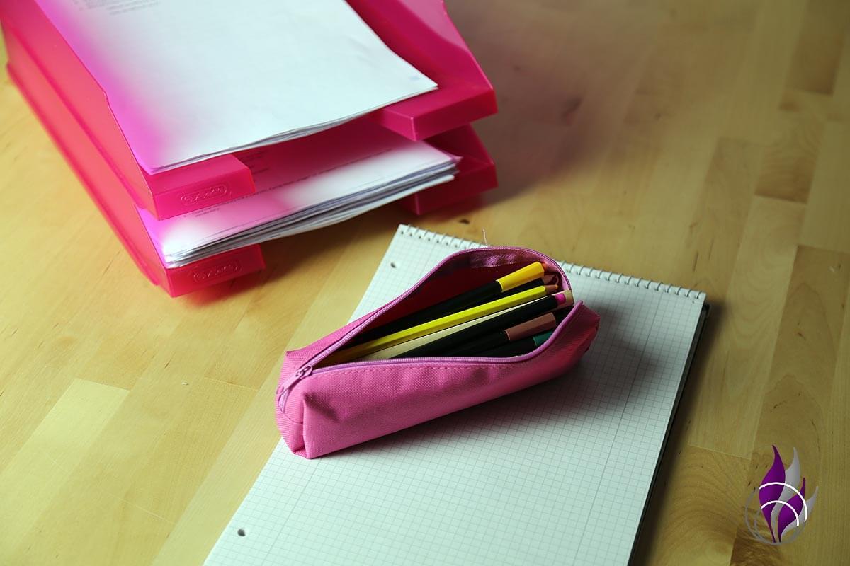 fun4family Homeschooling Tipps Ablagefächer