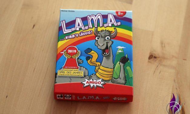 Kartenspiel LAMA mit großem Spaßfaktor – Test und Erfahrung