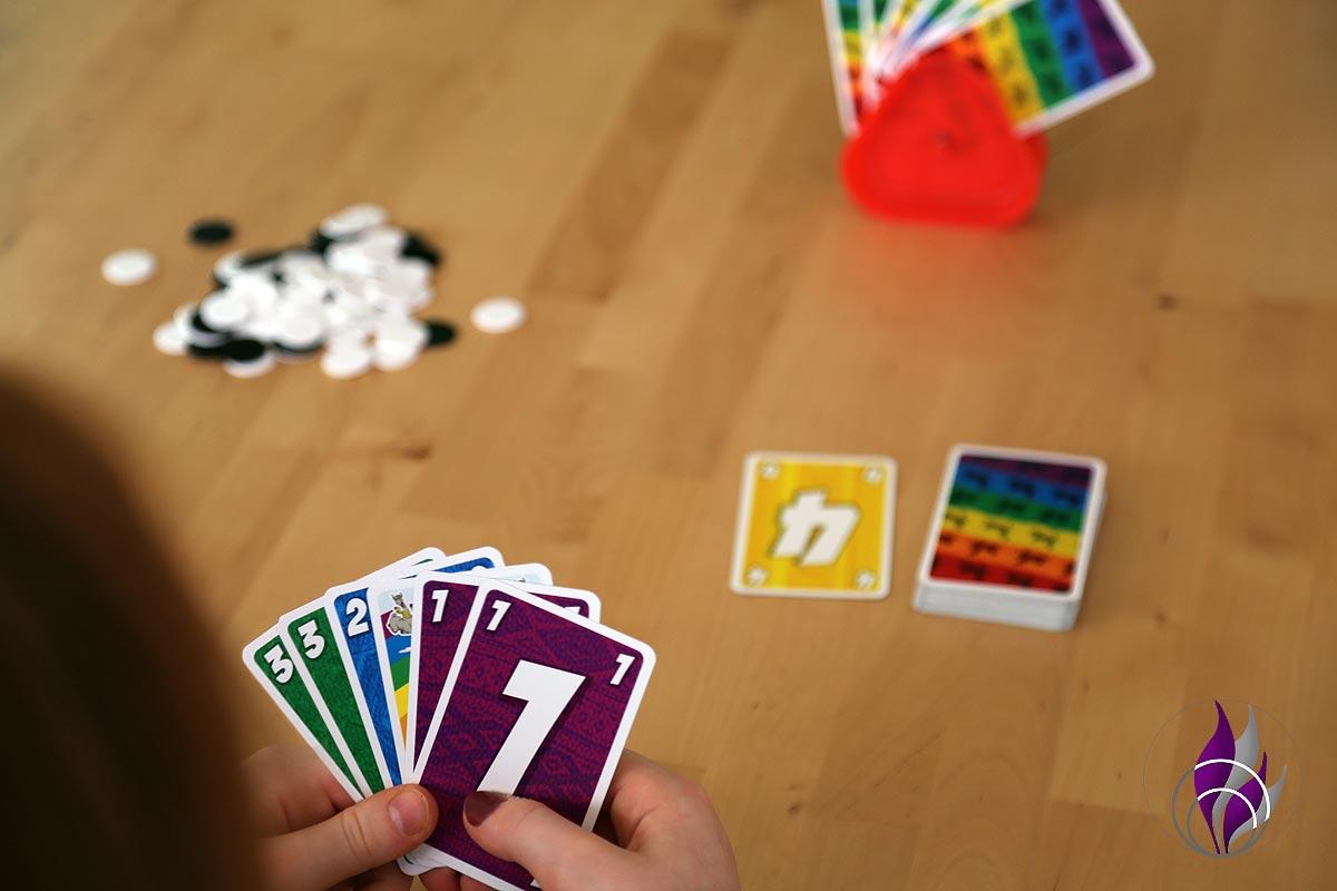 fun4family LAMA nimms lässig Spiel Spielrunde