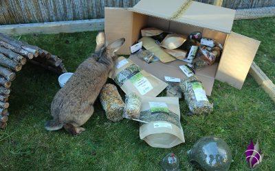 Sponsored Post Mr. Crumble – qualitatives Tierfutter aus natürlichen Rohstoffen