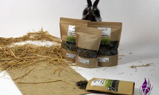 Strukturfutter – Ergänzungsfutter für Kaninchen, Hamster und Co.
