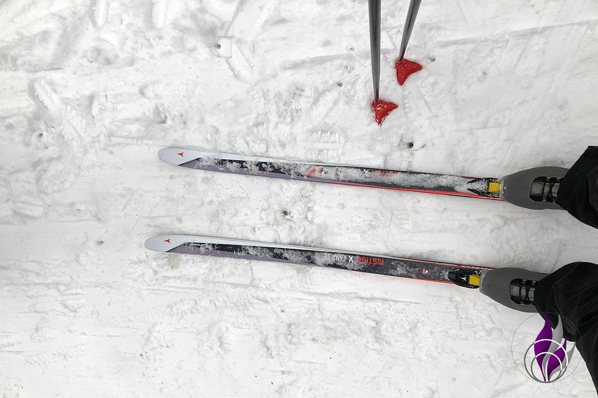 fun4family Skilanglauf Langlauf Ski Schnee Winter