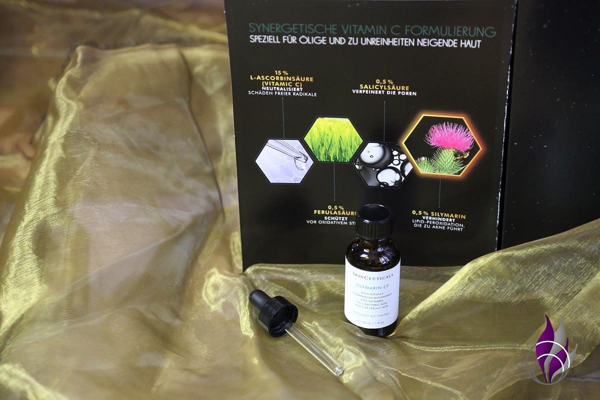fun4family SkinCeuticals Silymarin CF Hautpflege Serum Inhaltsstoffe
