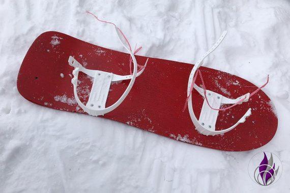 fun4family DIY Snowboard Bindung