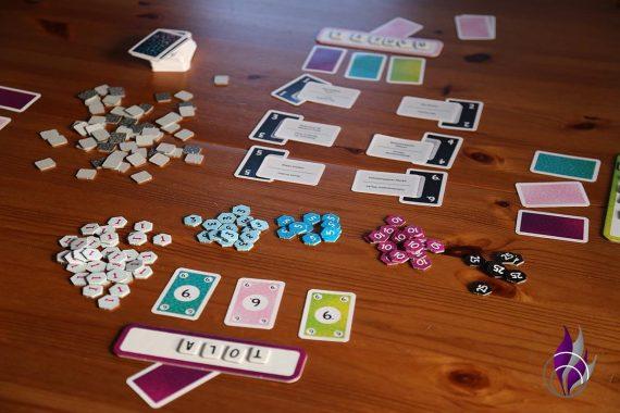 fun4family Krazy Wordz Partyspiel Ravensburger Auswertung Tipps