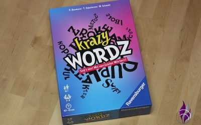 Sponsored Post Krazy Wordz – kreatives, verrücktes Ravensburger Partyspiel