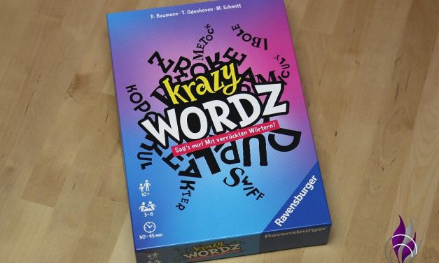 "<span class=""sponsored_text""> Sponsored Post</span> Krazy Wordz – kreatives, verrücktes Ravensburger Partyspiel"