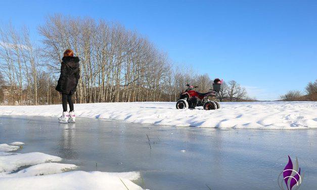 Ausflug und Bewegung im Schnee – ab ins Winter Wonderland