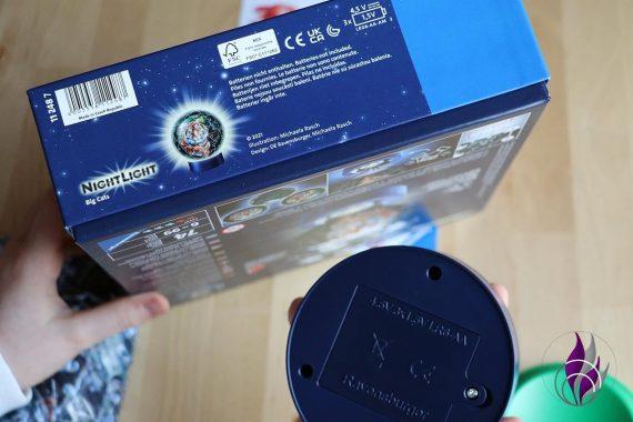 fun4family 3D Puzzle-Ball Leuchtsockel Batterien nicht enthalten