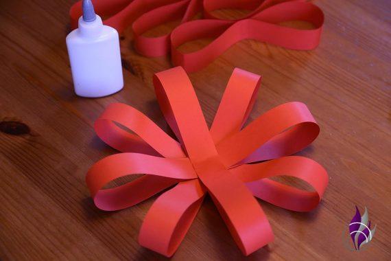 fun4family Riesenschleife zusammenkleben