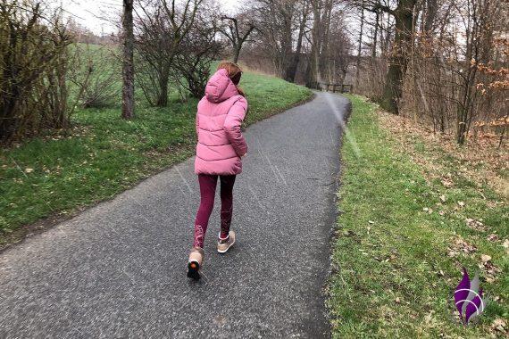 Bewegungs-Challenge Schule joggen 1