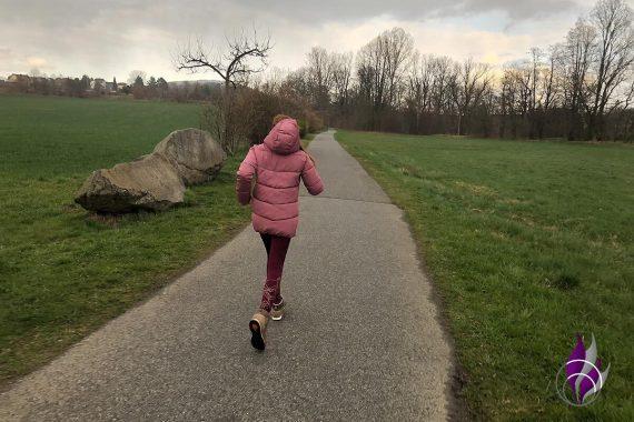Bewegungs-Challenge Schule joggen 2