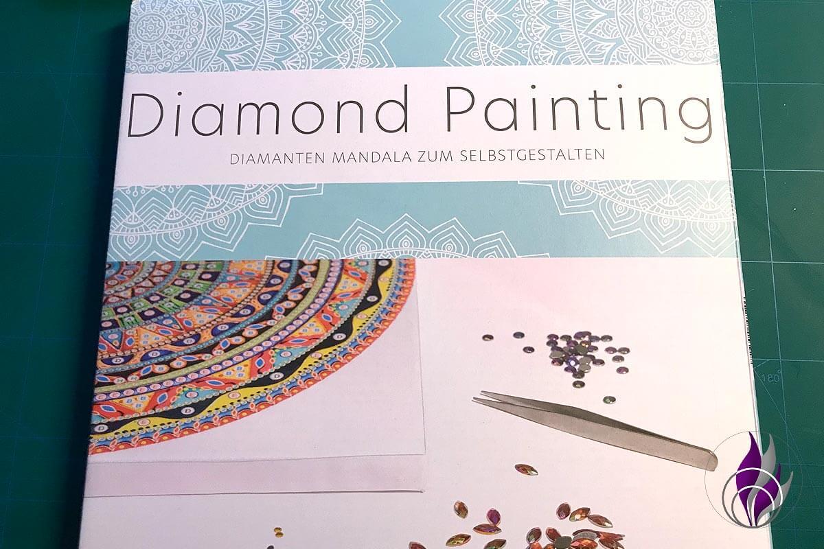 Diamond Painting Diamanten Malerei Verpackung