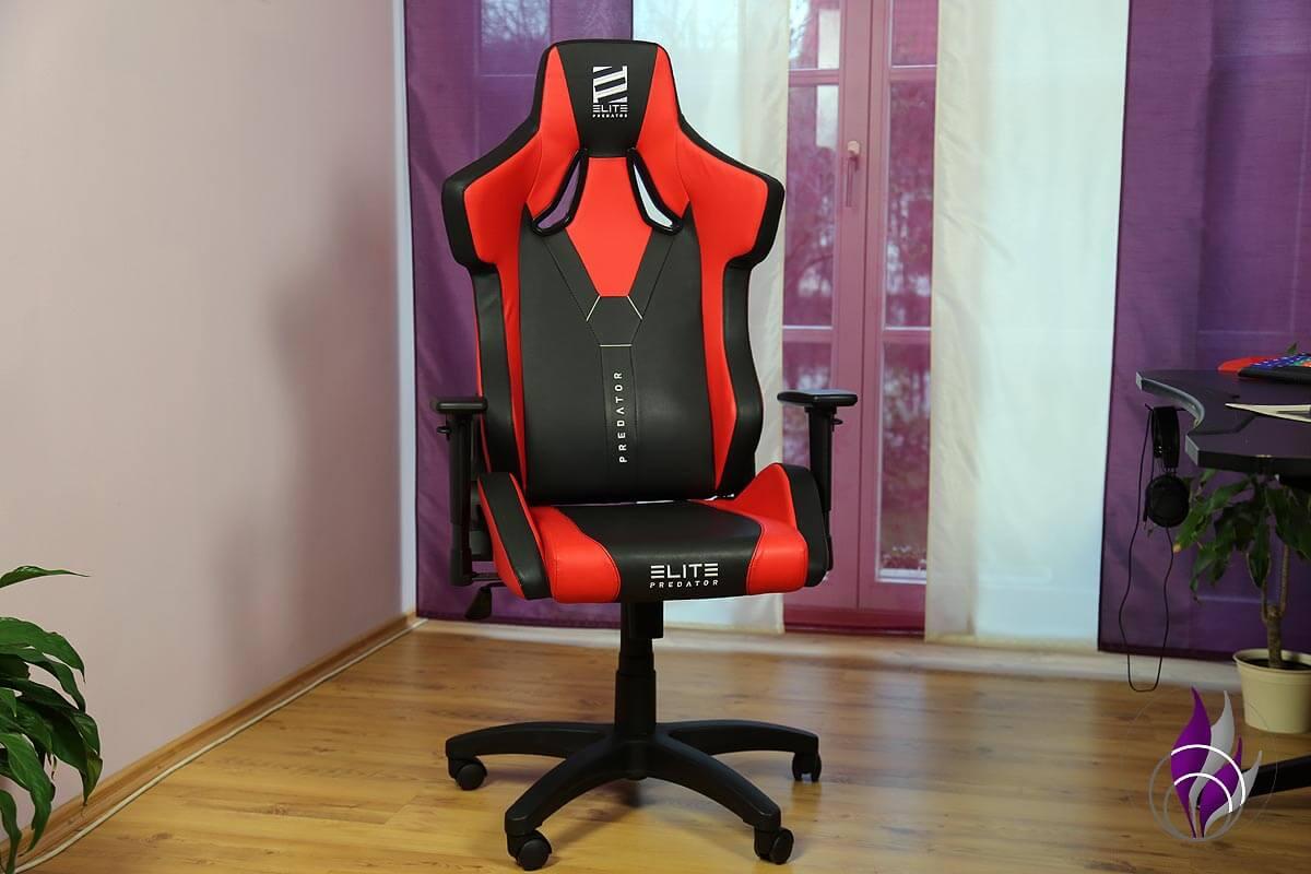 Elite Gaming Stuhl ergonomischer Bürostuhl