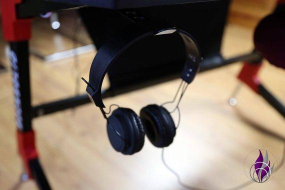 Elite Gaming-Tisch Headset-Halterung