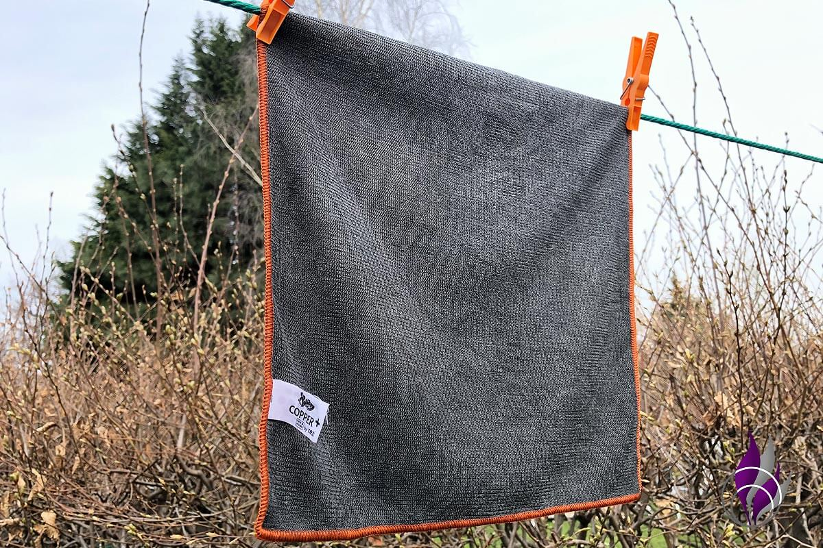 Hygiene Microfasertuch Poliyboy waschen trocknen