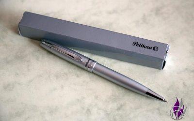 Sponsored Post Jazz Kugelschreiber von Pelikan im Test – gutes Schreibgefühl überzeugt
