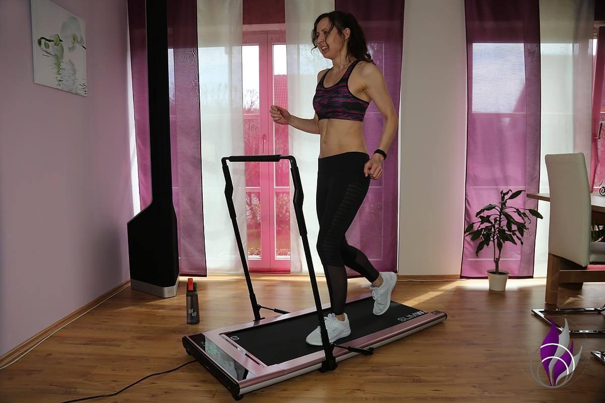 Slimwalk Laufband Miweba Sports Bremse laufen Training