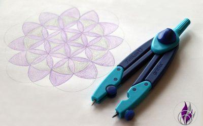 Sponsored Post Zirkel Bilder – Einstieg in die Geometrie mit dem griffix Zirkel – unser Test