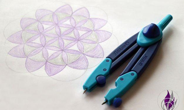 """<span class=""""sponsored_text""""> Sponsored Post</span> Zirkel Bilder – Einstieg in die Geometrie mit dem griffix Zirkel – unser Test"""